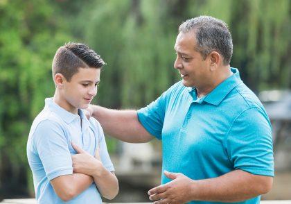 تاثیر رفتار والدین در نتیجه آزمون تیزهوشان